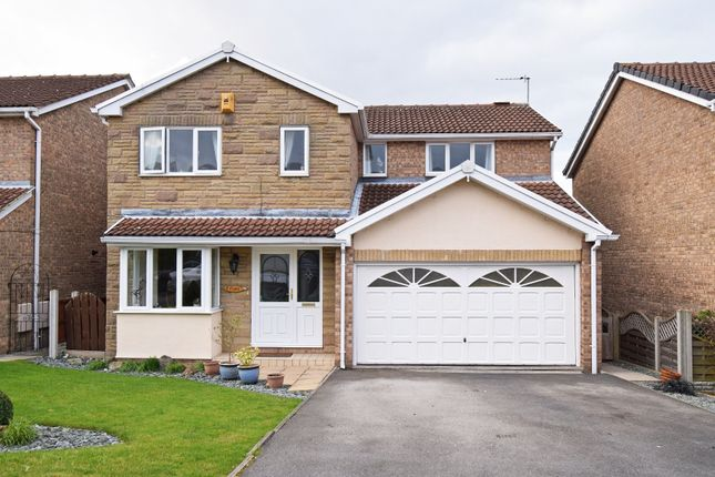 Thumbnail Detached house for sale in Kingfisher Close, Durkar, Wakefield