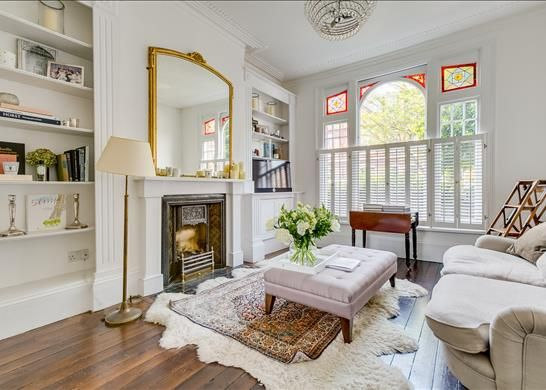 Thumbnail Property to rent in Coniger Road, Fulham, London
