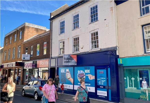 Thumbnail Retail premises to let in High Street, Barnstaple, Devon