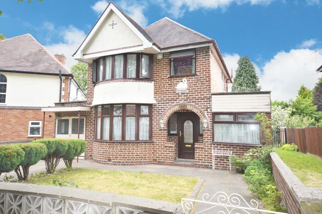 Thumbnail Detached house for sale in Edenbridge Road, Hall Green, Birmingham
