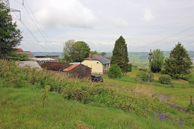 Thumbnail Land for sale in Heol Bethel, Pontyberem, Carmarthenshire