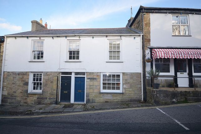 Thumbnail Terraced house for sale in Churchtown, St. Agnes
