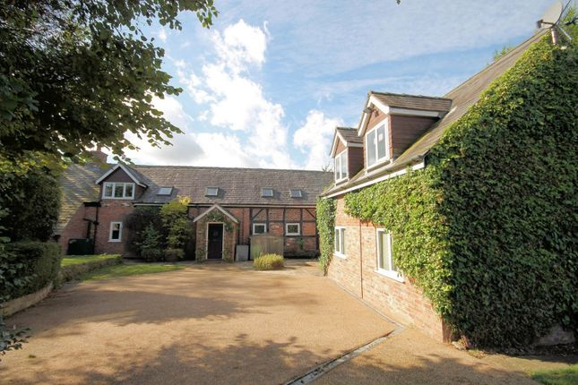 Thumbnail Property for sale in Woodend Lane, Mobberley, Knutsford