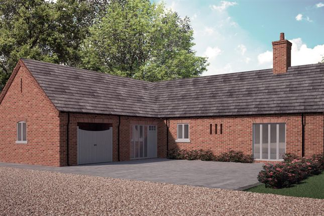 Thumbnail Bungalow for sale in Plot 1, Cadeby Court, Sutton Lane, Cadeby
