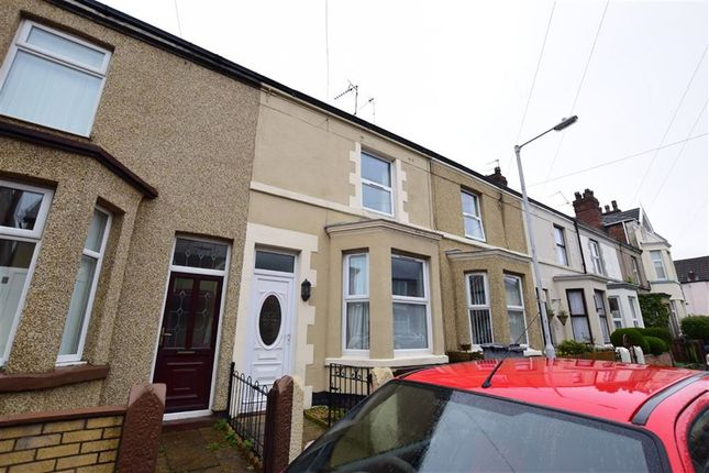 2 bed terraced house to rent in Carlton Road, Wallasey, Merseyside