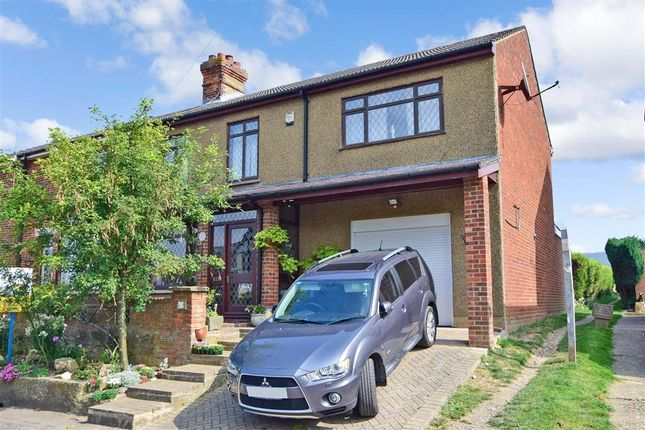 Thumbnail Semi-detached house for sale in Mackenders Lane, Eccles, Aylesford, Kent