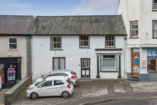 Thumbnail Terraced house for sale in Market Place, Ambleside