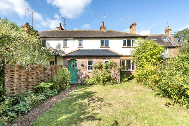 Thumbnail Terraced house for sale in Warren Lane, Pyrford, Surrey
