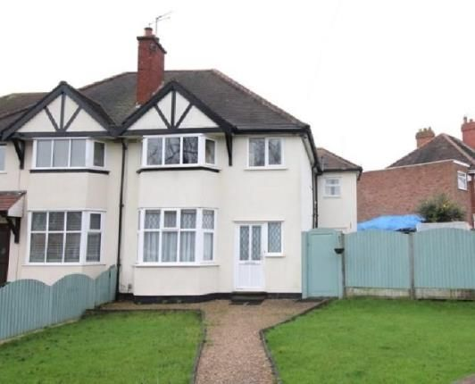 Thumbnail Semi-detached house for sale in Hardwick Road, Solihull, West Midlands