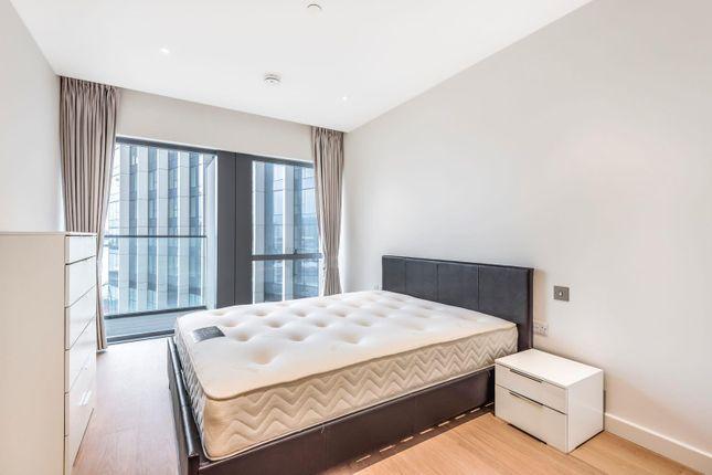 Bedroom of No.2, Upper Riverside, Cutter Lane, Greenwich Peninsula SE10