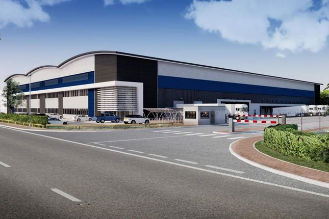 Thumbnail Light industrial to let in 135 Theale Logistics Park, Theale