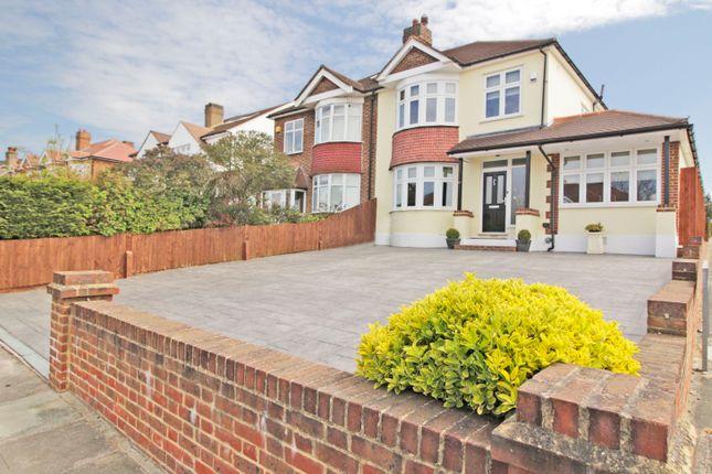 4 bed semi-detached house for sale in Leysdown Road, Mottingham, London SE9