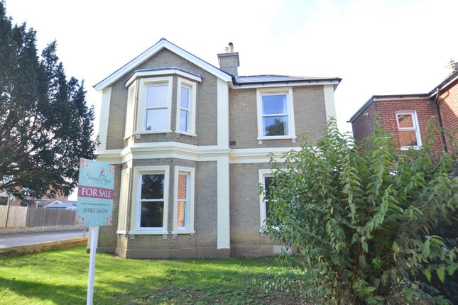 Thumbnail Semi-detached house for sale in Pell Lane, Ryde