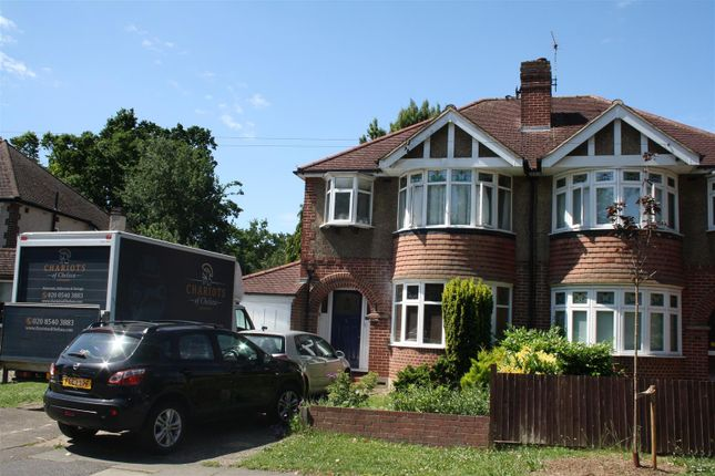3 bed semi-detached house for sale in Woodlands Avenue, Worcester Park
