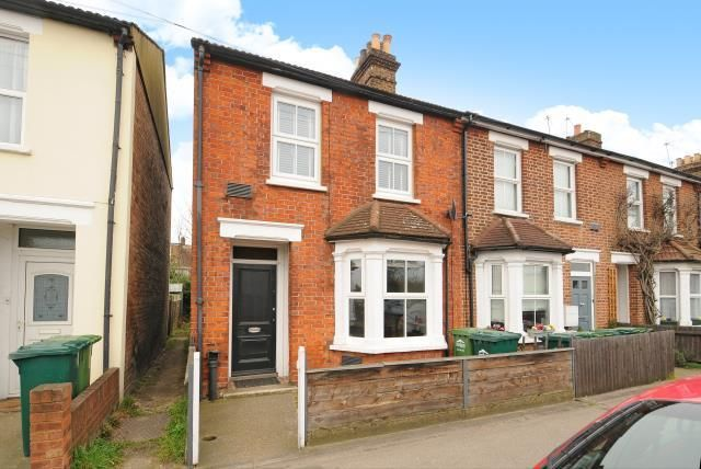 Thumbnail Terraced house to rent in Staines Road West, Sunbury-On-Thames
