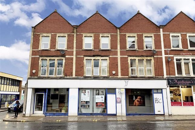 Thumbnail Commercial property for sale in Church Road, Redfield, Bristol