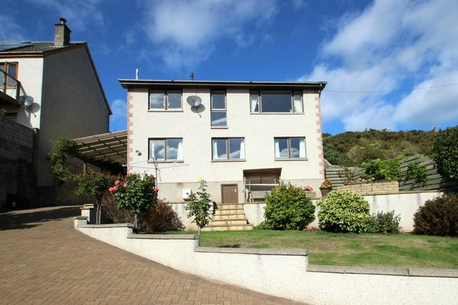 Thumbnail Detached house for sale in Quarry Road, Lossiemouth