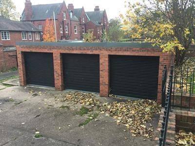 Light industrial to let in Garages Rear Of, 76-78 Thorne Road, Doncaster, South Yorkshire