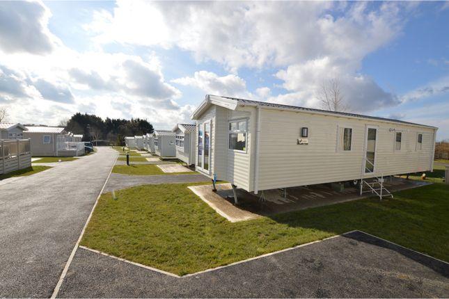 Mobile/park home for sale in Braunton Road, Barnstaple