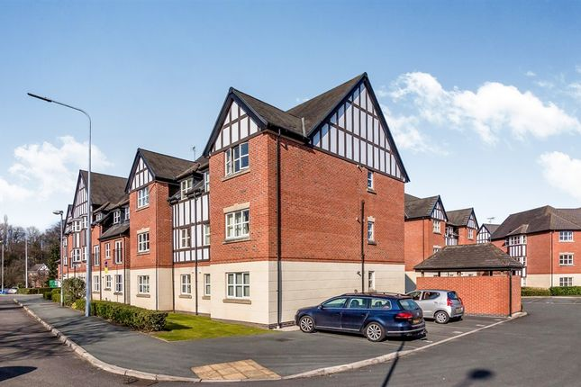 Thumbnail Flat for sale in Freshwater View, Northwich