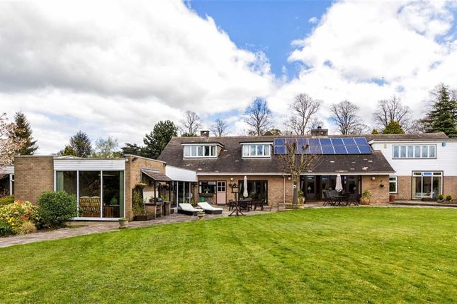 Thumbnail Detached house for sale in Bank Hill, Woodborough, Nottinghamshire
