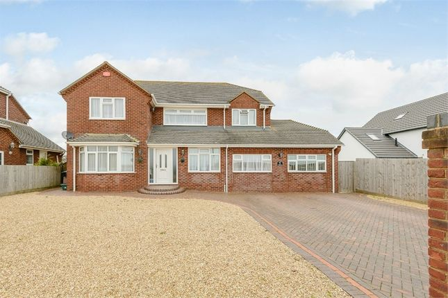 Thumbnail Detached house for sale in Glebe Road, Lytchett Matravers, Poole, Dorset