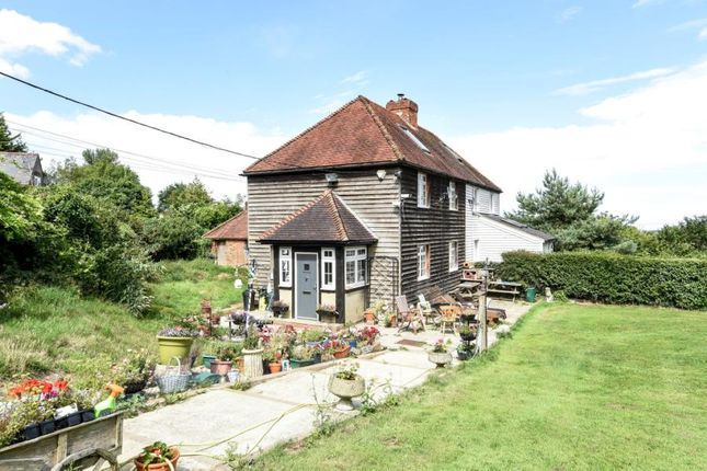 Thumbnail Semi-detached house for sale in Oak Cottages, Well Hill, Chelsfield
