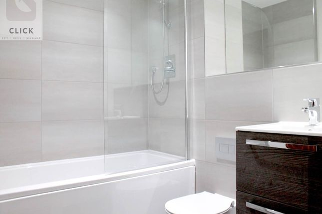 Family Bathroom of Regency Place, 50 Parade, Birmingham B1