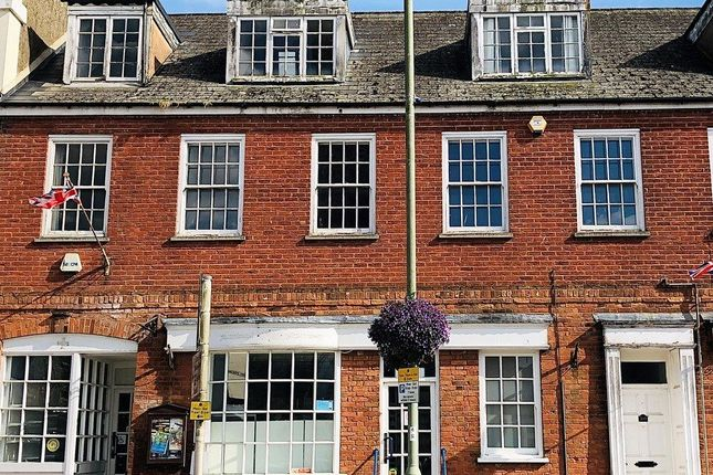 Thumbnail Office for sale in High Street, Honiton, Devon