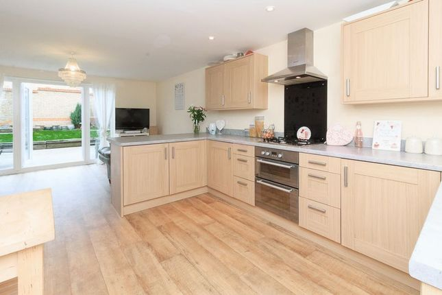 3 bed terraced house for sale in Nettle Way, Minster On Sea, Sheerness