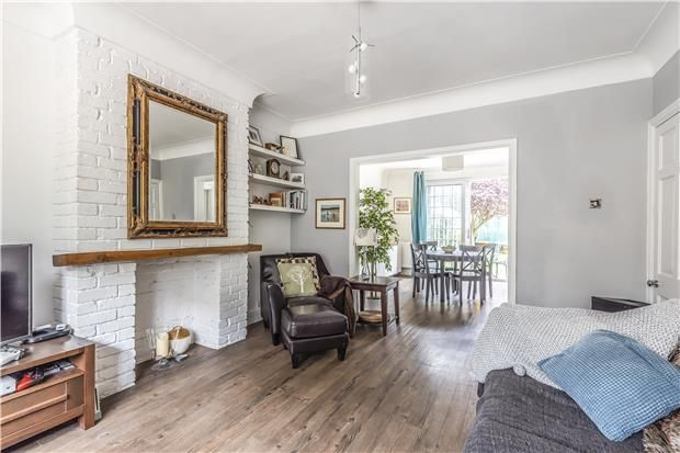 Thumbnail Semi-detached house for sale in Commonside East, Mitcham, Surrey