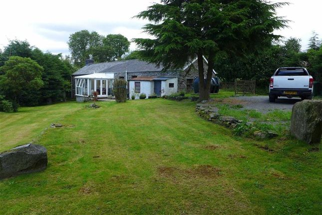Thumbnail Cottage for sale in Ystrad Meurig, Ceredigion