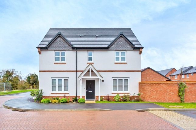 3 bed detached house for sale in Furrows End, Drayton, Abingdon, Oxfordshire OX14
