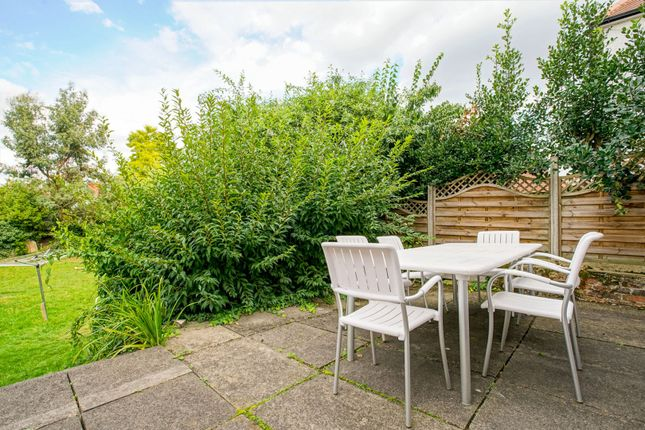 Garden of Teignmouth Road, London NW2