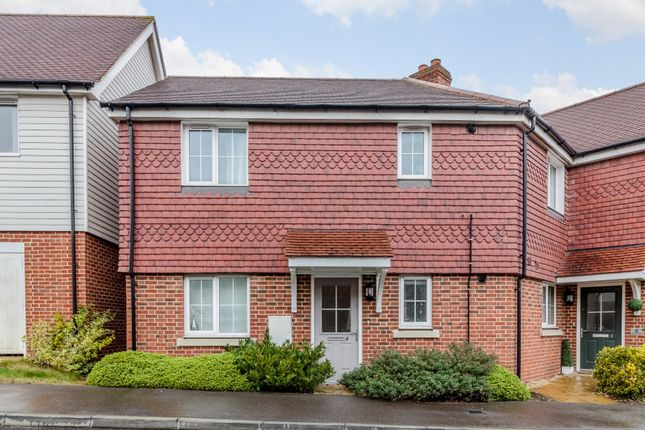 Thumbnail Flat for sale in Gournay Road, Hailsham, East Sussex