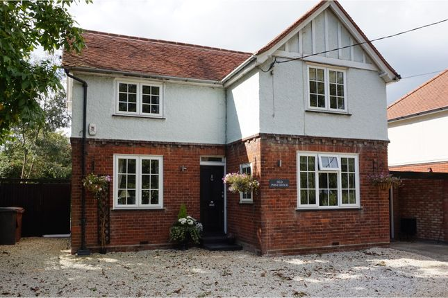 Thumbnail Detached house for sale in The Tye, East Hanningfield