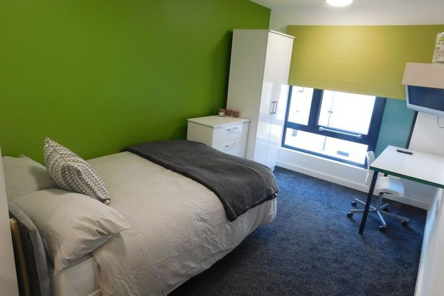 Thumbnail Flat to rent in Lower Gill Street, Liverpool