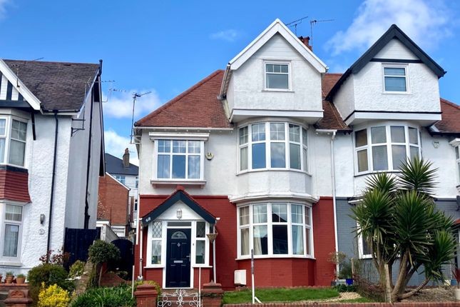 5 bed semi-detached house for sale in 68 Sketty Road, Uplands, Swansea SA2