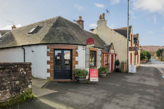 Thumbnail Retail premises for sale in Shore Road, Brodick, Isle Of Arran