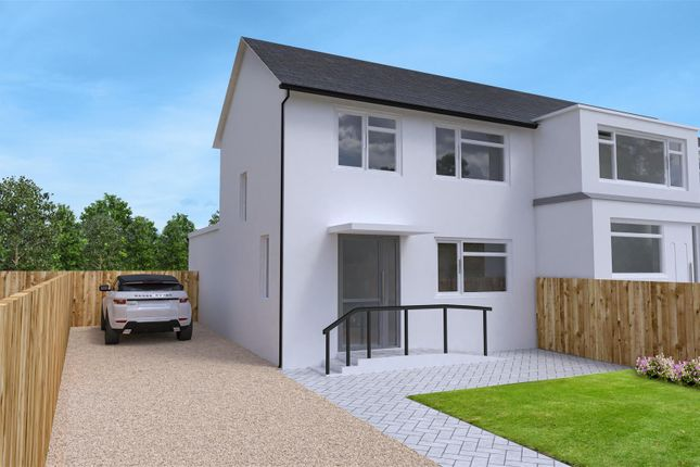 Thumbnail End terrace house for sale in Herons Wood, Harlow