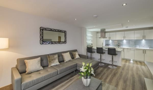 Thumbnail Flat to rent in Beaconsfield Place, West End, Aberdeen