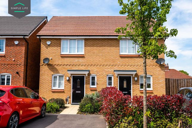2 bed semi-detached house to rent in Bower Fold, Blackburn BB2