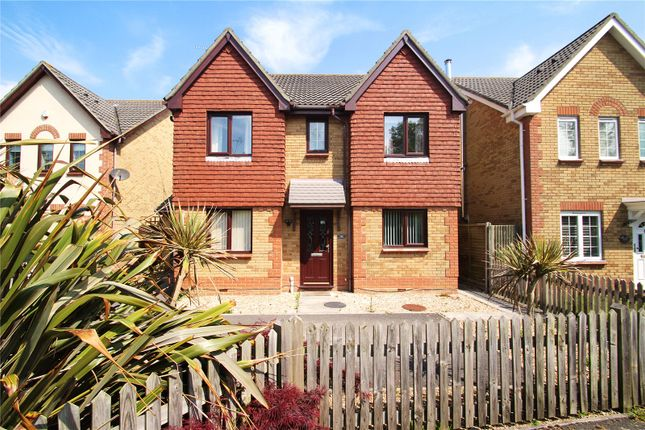 Thumbnail Detached house for sale in Bluebell Drive, Littlehampton