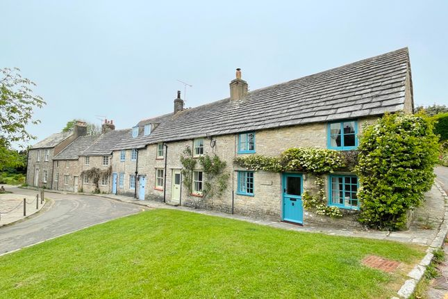 Thumbnail Terraced house for sale in London Row, Worth Matravers, Swanage