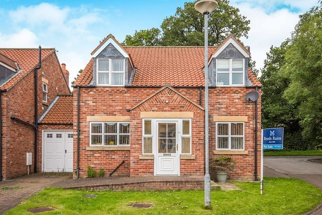 Thumbnail Detached house for sale in The Meadows, Brandesburton, Driffield