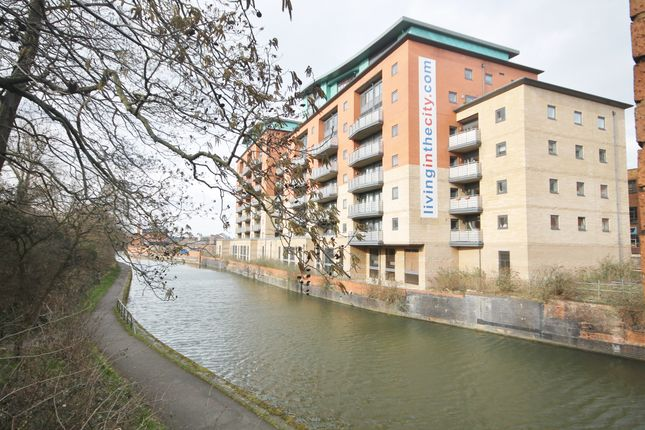 Thumbnail Flat for sale in Roman Wall, Bath Lane, West End, Leicester