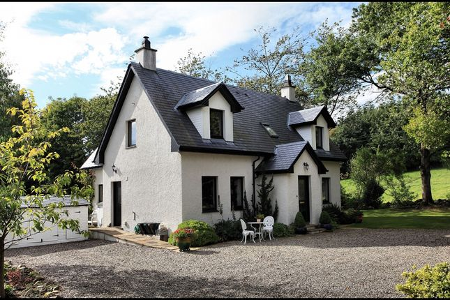 Thumbnail Detached house for sale in Craobh Haven, Wester Carse, By Aberfeldy