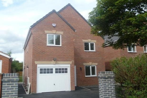 Thumbnail Property to rent in Big Barn Lane, Mansfield