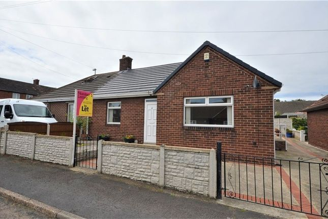 Thumbnail Bungalow to rent in Cherry Garth, Hemsworth, Pontefract