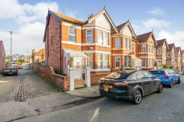 4 bed semi-detached house for sale in Manor Road, Hoylake, Wirral CH47